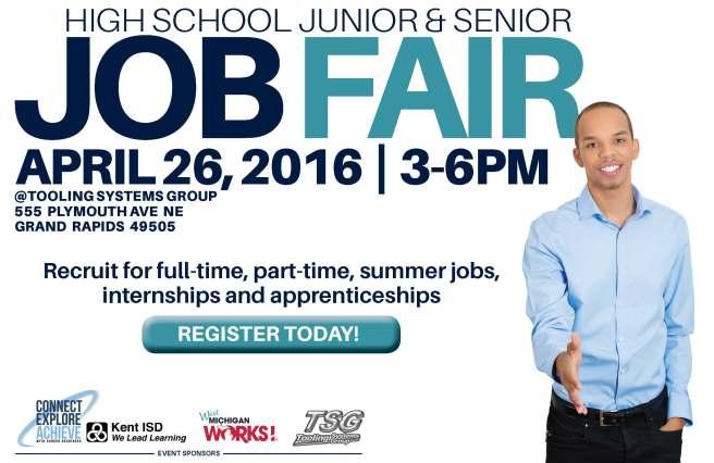 JrSr Job Fair Employer Recruitment